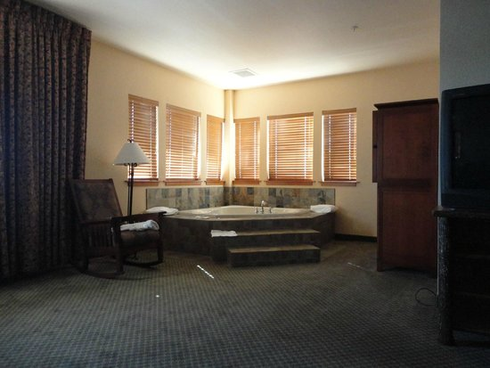 The Mill Casino Hotel : nice suite