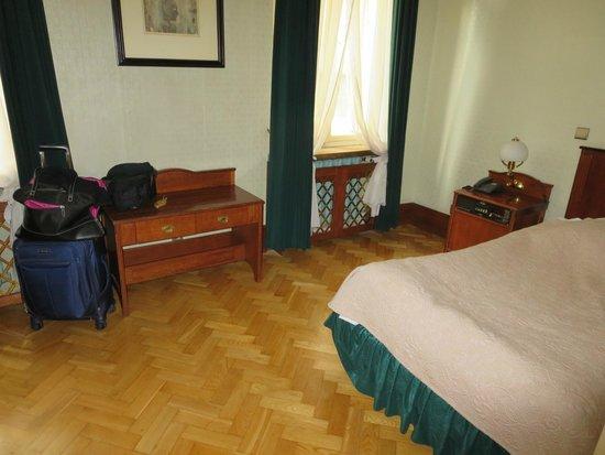 Hotel Francuski : Single room on 3rd floor