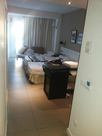Hotel Terramarina : Habitacion de luxe.