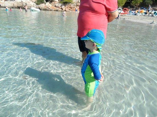 Sandos El Greco Beach Hotel: Paddling