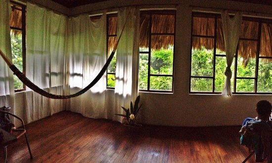 Amber Sunset Jungle Resort : Loved our room.