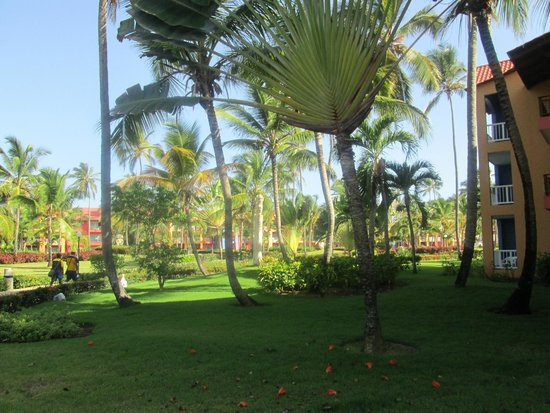 Punta Cana Princess All Suites Resort & Spa: grounds