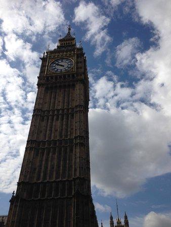 Big Ben: view