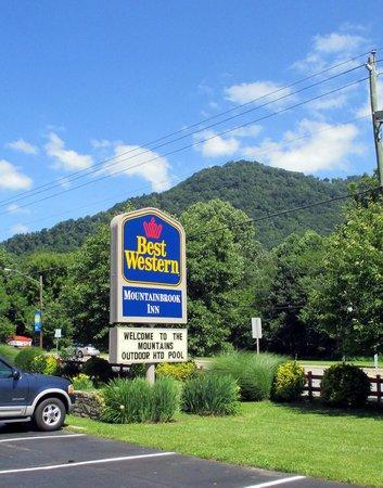 Best Western Mountainbrook Inn: sign