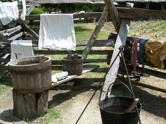 American Revolution Museum at Yorktown: Camp