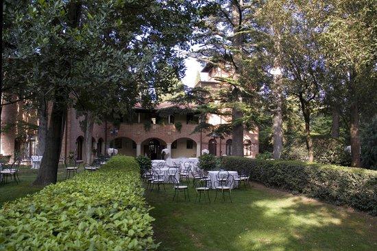 Hotel Villa Pambuffetti : Facciata principale