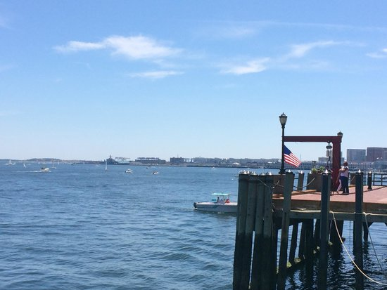 Battery Wharf Hotel, Boston Waterfront: Wharf