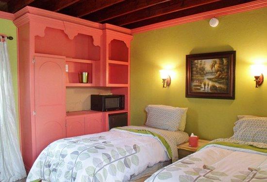 """Floridian Gardens Resort: """"Flamingo Paradise"""""""