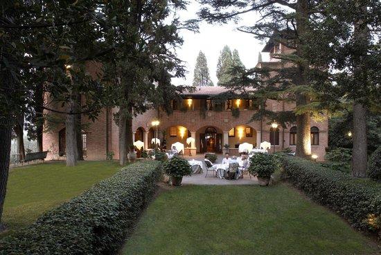 Hotel Villa Pambuffetti: Villa