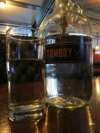 Tomboy Tavern: Good choice