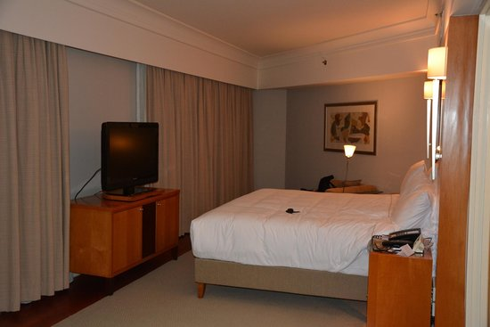 Fairmont Singapore: Room Photo 3