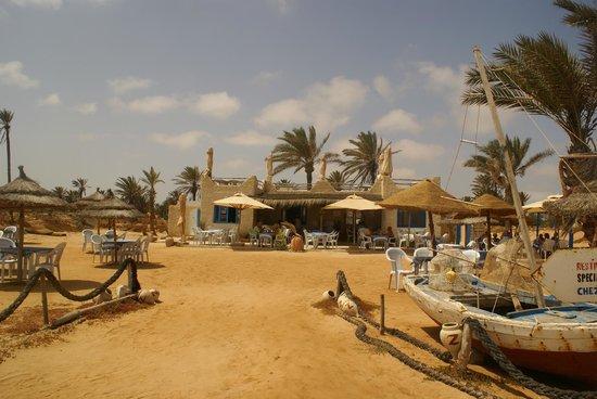 Restaurant Sidi Ali Adel : Front of restaurant