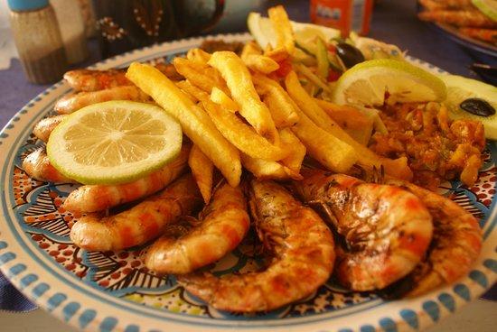 Restaurant Sidi Ali Adel : Wow, unbeatable huh?
