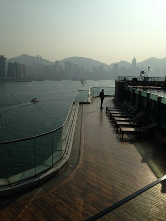 Harbour Grand Kowloon: great view