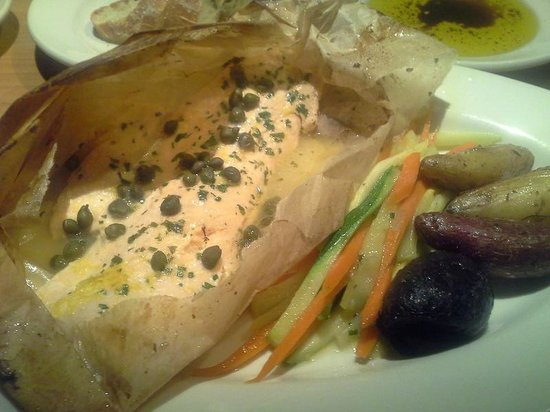 Mercato Bar & Kitchen: Arctic Char