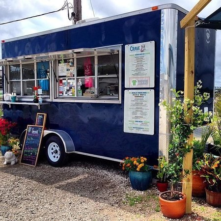 Crave Food Truck: The truck