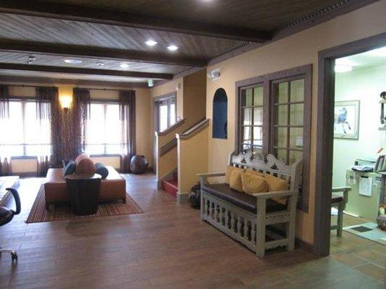 Residence Inn Santa Fe: Beautiful lobby