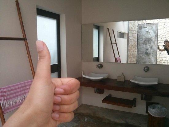 AQUA VIVA Tulum: bathroom