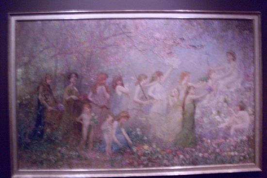 Charles Hosmer Morse Museum of American Art : Blossoms of Spring