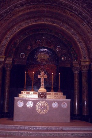 Charles Hosmer Morse Museum of American Art : Chapel altar