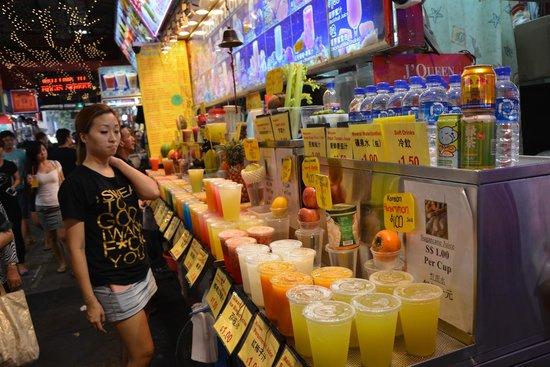 Fairmont Singapore: Common Market