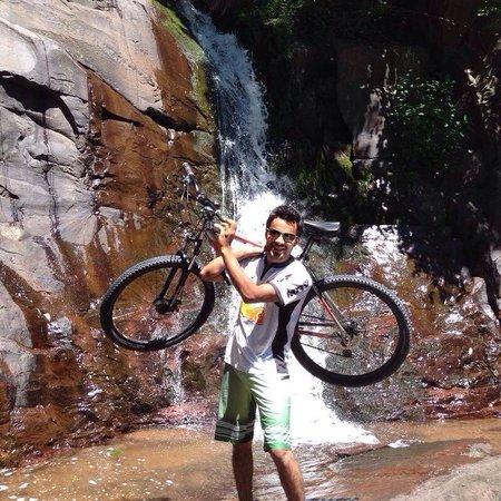 Pocono Biking : Buttermilk Falls - Mile 120