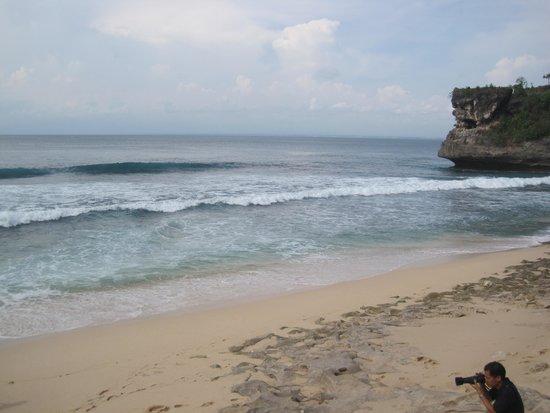 Balangan Beach: Pantai Balangan