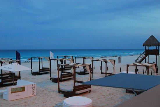 Paradisus Cancun: Beach