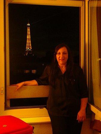 ibis Paris Tour Eiffel Cambronne 15ème: Vista da janela do ap.751