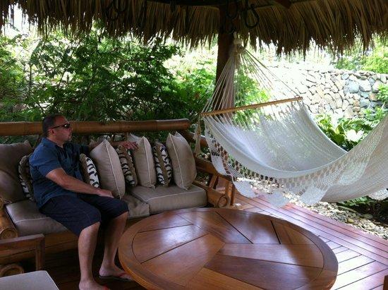 Mukul Beach Golf & Spa: Outdoor Space