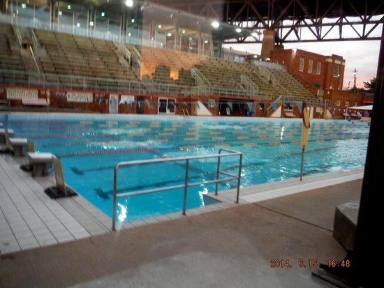Olympic Pool North Sydney: pool