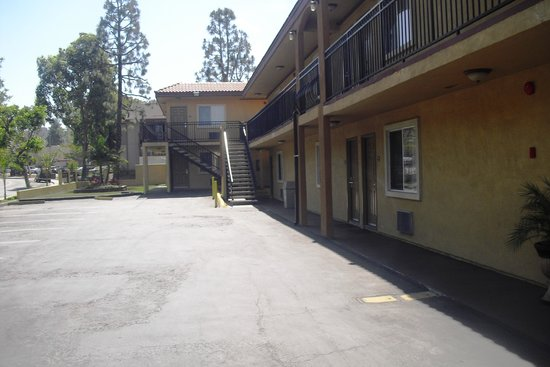 Rodeway Inn San Diego Near Qualcomm Stadium: vista externa