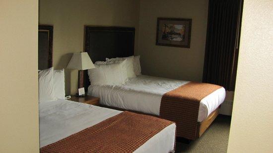 Copper River Princess Wilderness Lodge: room