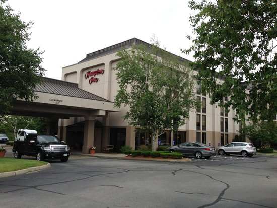 Hampton Inn Fall River/Westport: Hampton inn