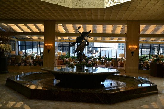 The Ritz-Carlton, Chicago : lobby