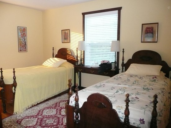 Stonefield House B&B : bedroom