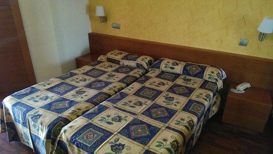 Hotel Blue Bay: Room
