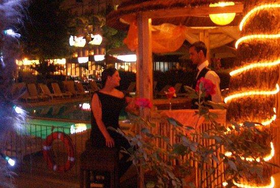 Biondi Hotels - Wivien e Canada: Pianobar in Giardino