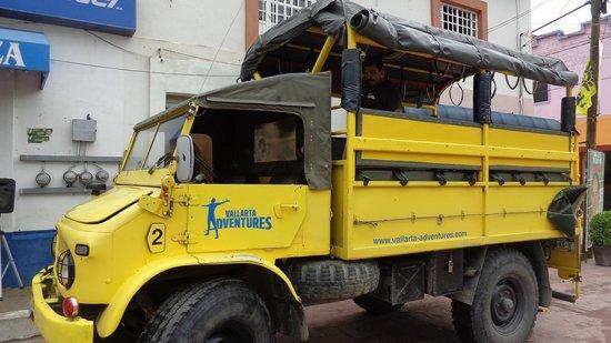 Vallarta Adventures: the Offroad Tour Truck