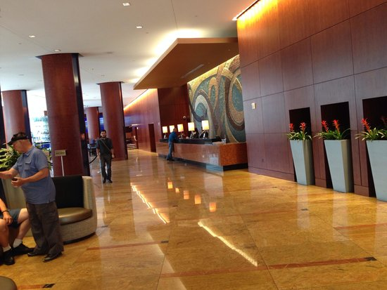 Hilton Baltimore: Lobby