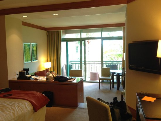 The Cove Atlantis, Autograph Collection : Lots of space and decent size balcony
