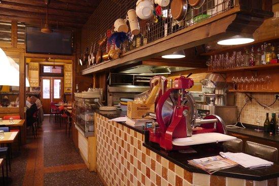 Restaurant Cantina Canaletto: レストラン店内
