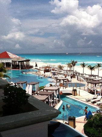 Hyatt Zilara Cancun : View from the room......