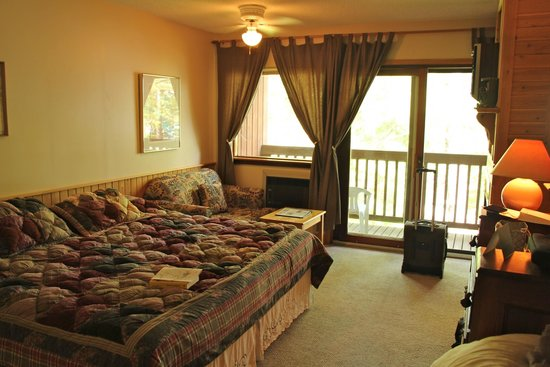 Westwind Inn : Our room on 2nd floor