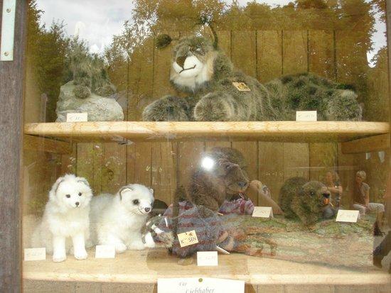 Wildpark Bad Mergentheim: Coisa que podem ser adquiridas como lembrança.