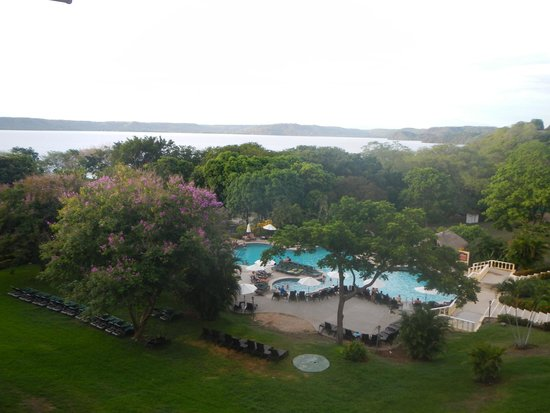 Occidental Papagayo - Adults only: View from our room