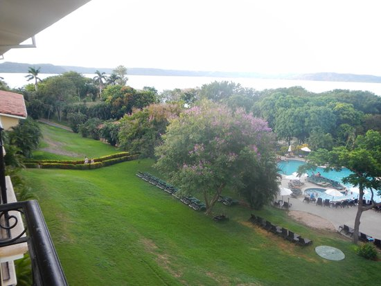 Occidental Grand Papagayo by Barcelo: View from our room