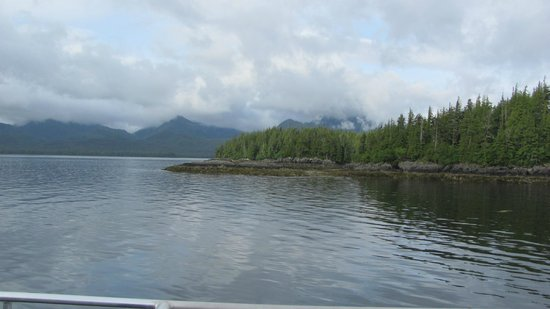 Misty Fjords National Monument : Misty foird cruise