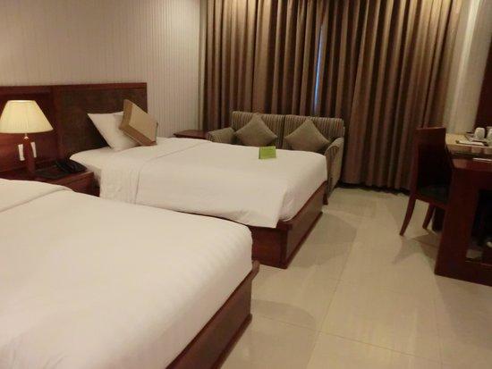 Aquari Hotel: 部屋