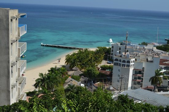 El Greco Resort: Restaurant view